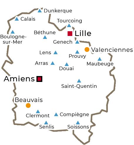 Centres régionaux 2019 - Hauts-de-France - grand